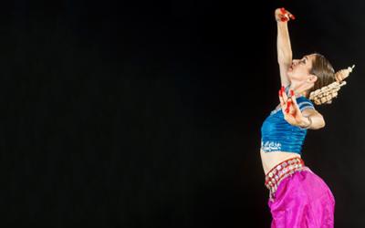 Nel corpo asimmetrico. Alle basi della danza indiana odissi