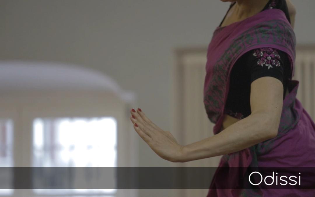 Danza Indiana Odissi