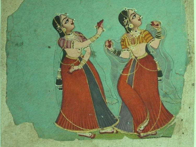 Intorno al Raga Megh. Seminario residenziale di danza odissi